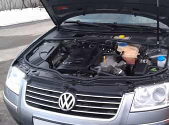 как открыть volkswagen passat b5